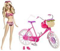 """Игровой набор """"Барби. Аксессуары для прогулки"""" (арт. BDF35)"""