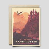 """Набор коллекционных открыток """"Harry Potter"""" (арт. 008)"""