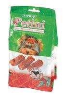 """Колбаски для собак """"Petini"""" (60 г; с телятиной)"""