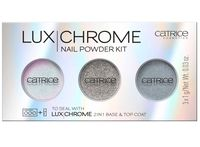 "Набор пудр для ногтей ""LuxChrome Nail Powder Kit"" (тон: 01)"