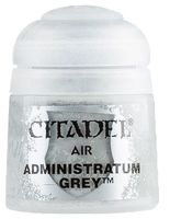 "Краска для аэрографа ""Citadel Air"" (administratum grey; 12 мл)"