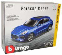 "Модель машины ""Bburago. Kit. Porsche Macan"" (масштаб: 1/24)"