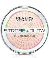 """Хайлайтер для лица """"Strobe and Glow"""" тон: 4, harmony"""