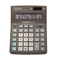 Калькулятор настольный D-312 (12 разрядов)