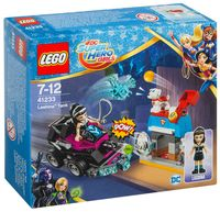 "LEGO DC Super Hero Girls ""Танк Лашины"""