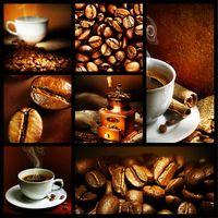 """Репродукция на холсте """"Кофе"""""""