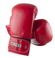 Перчатки боксёрские LTB-16301 (L/XL; красные; 10 унций)