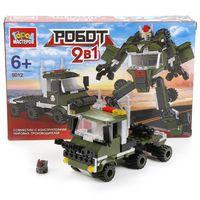 """Конструктор """"Роботы. Робот + грузовик"""""""