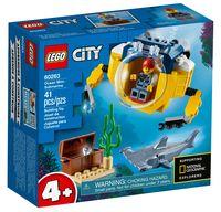 """LEGO City """"Океан. Мини-подлодка"""""""