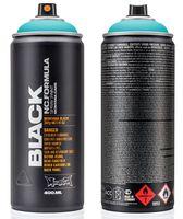 """Краска аэрозольная """"Black. Cool Cologne"""" (голубая; 400 мл)"""