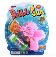"""Игрушка для выдувания мыльных пузырей """"Пистолет"""" (арт. К27492)"""