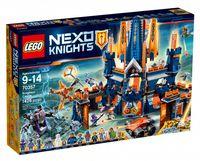 "LEGO Nexo Knights ""Королевский замок Найтона"""