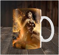"""Кружка """"Wonder Woman"""" (art. 3)"""