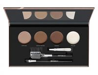 "Палетка теней для бровей ""Most Wanted Brows Palette"" (тон: 2, light/medium)"
