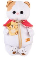 """Мягкая игрушка """"Кошечка Ли-Ли с собачкой"""" (24 см)"""