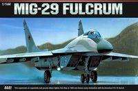 Самолет MIG-29 Fulcrum (масштаб: 1/144)