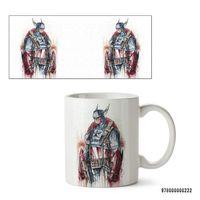 """Кружка """"Капитан Америка из вселенной MARVEL"""""""
