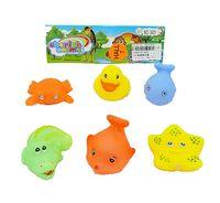 Набор игрушек для купания (арт. 3401H)