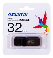 USB Flash DASH DRIVE UV240 32 GB (черный)