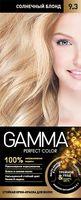 """Крем-краска для волос """"Gamma perfect color"""" (тон: 9.3, солнечный блонд)"""