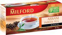 """Чай черный """"Milford. Ассам"""" (20 пакетиков)"""