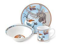"Набор для завтрака ""Olaf and Sven Orange"" (3 предмета)"