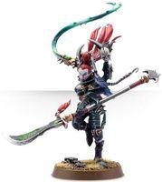 """Миниатюра """"Warhammer 40.000. Finecast: Dark Eldar Succubus"""" (45-61)"""