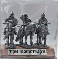 "Набор миниатюр ""Властелин мира: Три богатыря"""