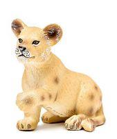 "Фигурка ""Animal Planet: Львенок сидит"" (4,5 см)"