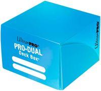 "Коробочка для карт ""PRO Dual Standard"" (180 карт; голубой)"