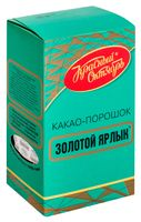 """Какао-порошок """"Золотой Ярлык"""" (100 г)"""
