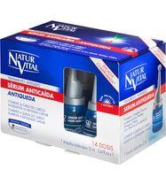 """Сыворотка для волос """"Natur Vital. Против выпадения"""" (7 шт. х 12 мл)"""