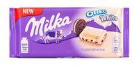"""Шоколад белый """"Milka. White Oreo"""" (100 г)"""