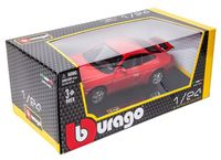"Модель машины ""Bburago. Porsche 911 Carrera"" (масштаб: 1/24)"