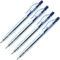 """Набор ручек шариковых синих """"R-505"""" (0,7 мм; 4 шт.)"""