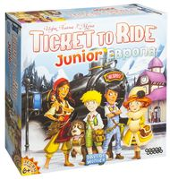 Ticket to Ride Junior. Европа