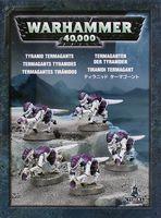 Warhammer 40.000. Tyranids. Termagants (35-26)