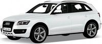 "Модель машины ""Welly. AUDI Q5"" (масштаб: 1/24)"