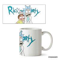 """Кружка """"Рик и Морти"""" (арт. 655)"""