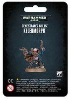 Warhammer 40.000. Genestealer Cults. Kelermorph (51-67)