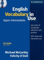 English Vocabulary in Use. Upper-Intermediate (+ CD)