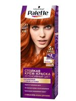 """Крем-краска для волос """"Интенсивный цвет"""" тон: KR7, роскошный медный"""