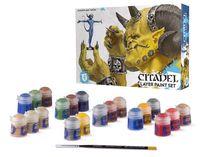 """Краски акриловые """"Citadel Layer. Paint Set"""" (20 цветов)"""