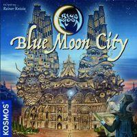 Blue Moon City (английская версия)