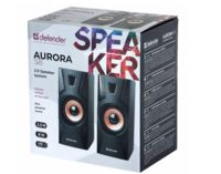 Акустическая система Defender Aurora S8 (чёрная)