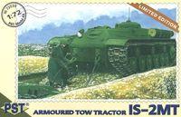 Тягач ИС-2МТ (масштаб: 1/72)
