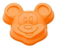 """Форма для выпекания силиконовая """"Микки"""" (140х130x30 мм; оранжевая)"""