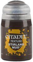"""Краска акриловая """"Citadel Texture"""" (stirland mud; 24 мл)"""