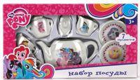 "Набор детской посуды ""My Little Pony"" (арт. CH28005-R)"