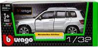 "Модель машины ""Bburago. Mercedes Benz GLK"" (масштаб: 1/32)"